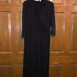 SALE. Black Dress! NY Collection.